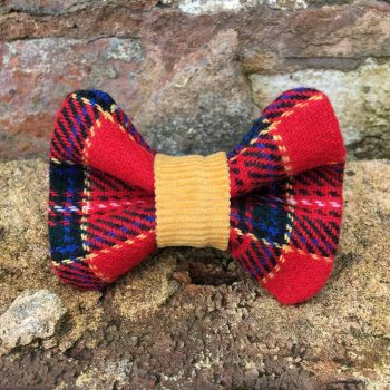 handmade, dog accessories, dog bow tie, dog collars, dog accessories, tartan, christmas