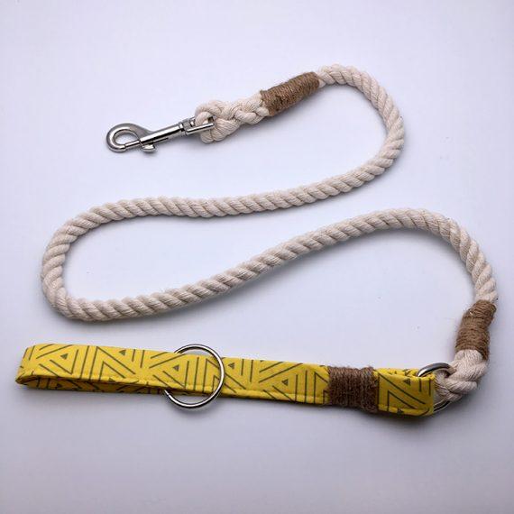 dog lead, bananarama, handmade, british, dog accessories