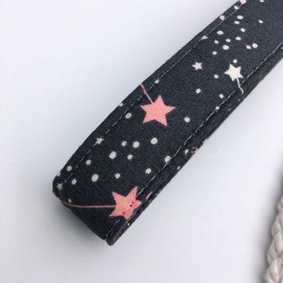 dog lead, constellation, handmade, british, dog accessories